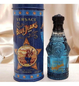 Perfume Versace Blue Jeans