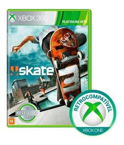 Skate 3 Xbox 360 Mídia Física Lacrado