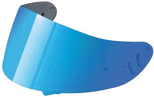 Visor Shoei Cw-1 Spectra Qwest Pin Azul