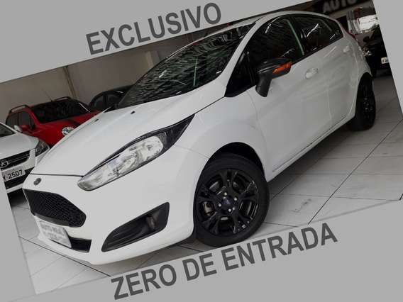 Ford Fiesta Se 1.6 Flex Completo / New Fiesta 1.6 Temos Up