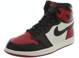 Tenis Nike Air Jordan 1 Retro High Og Bred Toe