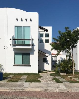 Casa 2 Recamaras Loltun En Playa Del Carmen, Playa Xcalacoco