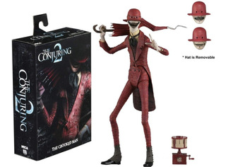 Neca Ultimate Crooked Man The Conjuring 2 Figura Crookedman