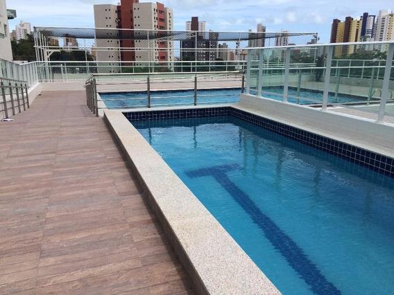 Apartamento Em Miramar, João Pessoa/pb De 102m² 3 Quartos À Venda Por R$ 550.000,00 - Ap300840