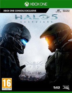 Halo 5: Guardianes (xbox One)