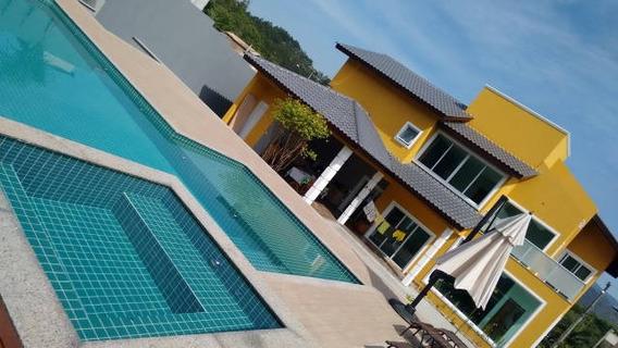 Casa Residencial A Venda ,reserva Ibirapitanga, Santa Isabel