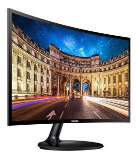 Monitor Curvo Led 24 Pulgadas Samsung F390 Full Hd Freesync