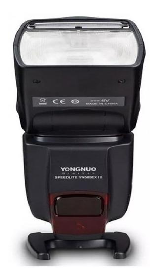 Flash Yongnuo Ttl 565 Exiii Automatico Para Canon Lançamento