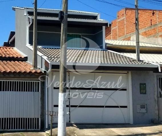 Casa À Venda Em Jardim Interlagos - Ca006908