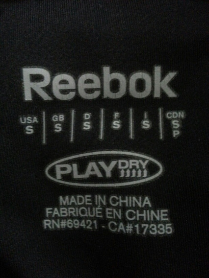 Calza Rebock