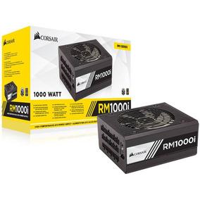 Fonte Corsair 1000w 80 Plus Gold Rm 1000i Cp-9020084-ww