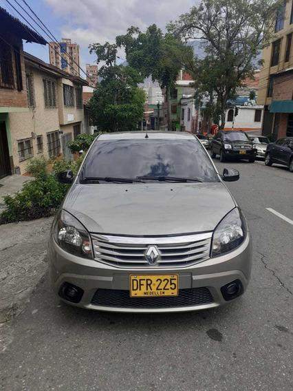 Se Vende Renault Sandero Dinamyque 2011 Excelente Estado