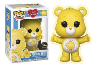 Funko Pop #356 Funshine Bear - Care Bears - Chase Glow