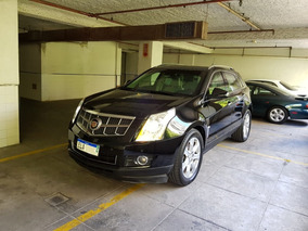 Cadillac Srx Awd 2010 Blindada