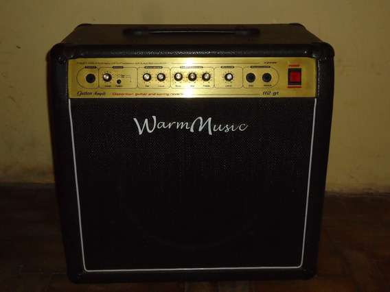 Amplificador Warm Music Gt 112