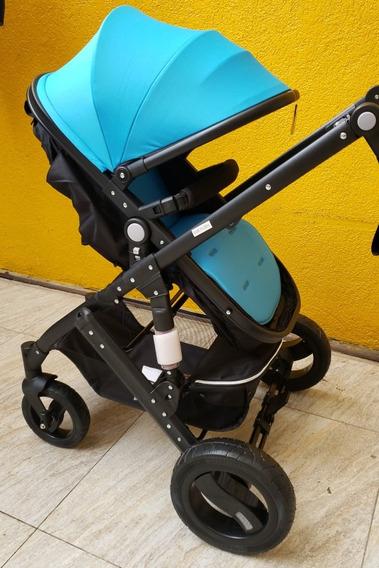 Baby Car Stroller Moises Berco Luxo Importado