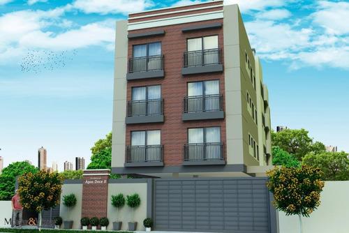Imagem 1 de 15 de Apartamento Para Venda Em São José Dos Pinhais, Parque Da Fonte, 2 Dormitórios, 1 Banheiro, 1 Vaga - Sjp3116_1-1618019