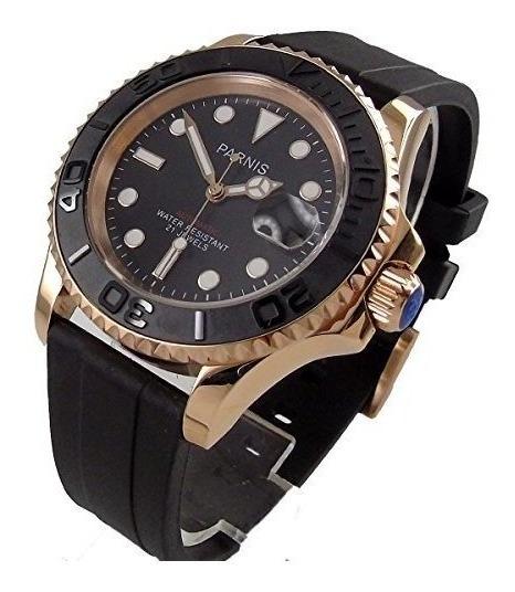 Relojes De Pulsera Para Hombre Relojes Pa1016-a Parnis