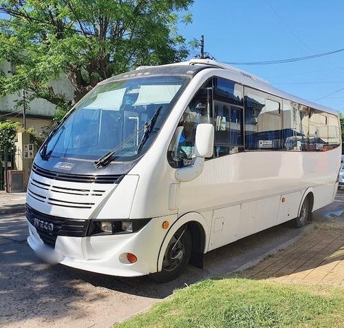 Imagen 1 de 10 de Minibus Iveco 5912 2017 Lucero 24 Asientos
