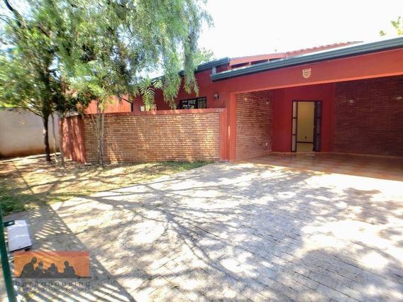 Casa Com 3 Dormitórios Para Alugar, 200 M² Por R$ 3.500,00/mês - Cidade Universitária - Campinas/sp - Ca0146