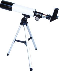 Telescópio Astronômico F360 50m 27546 Diâmetro Da Lente 50