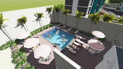 Apartamento Aqua De La Colina 2