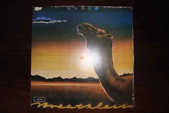 Disco Vinil Camel - Breathless -1978