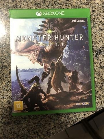 Monster Hunter World E Dying Light The Following Xbox One