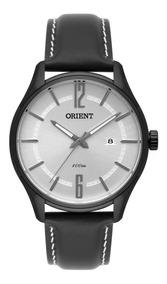 Relógio Orient Masculino Pulseira De Couro Mpsc1005s2pb