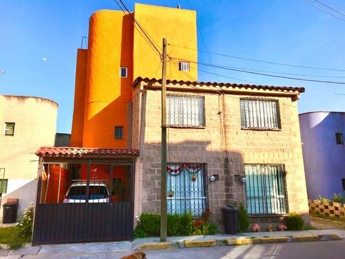 Casa En Venta Geo Villas De La Ind Toluca Cerca Tollocan, Galerías Toluca