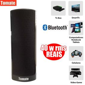 Caixa De Som Sound Bar Bluetooth 40w Reais Tomate Mts-2000