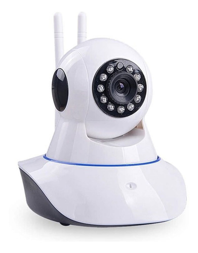 Camara Seguridad Ip Wifi 1080p Mov 360 Infrarroja Full Hd