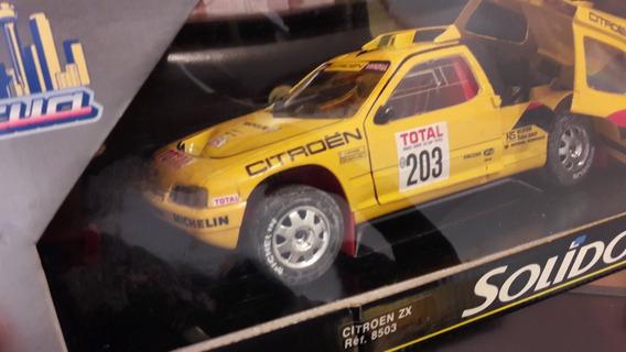 Citroen Z X Solido Rally 1992 1.18 Con Caja