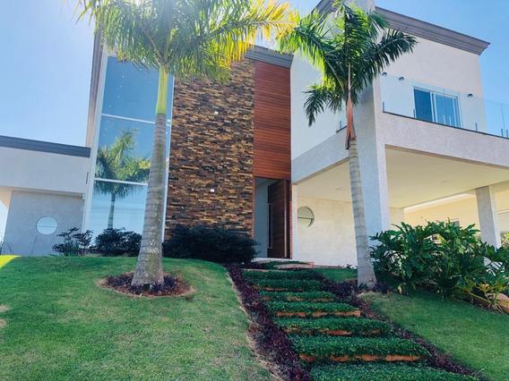 Casa - Condomínio Portal Dos Bandeirantes - Porto Feliz/sp - Ca0831