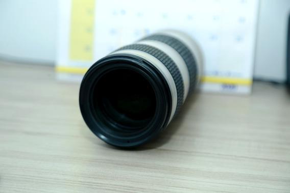 Lente Canon 70-200 F4.0 L
