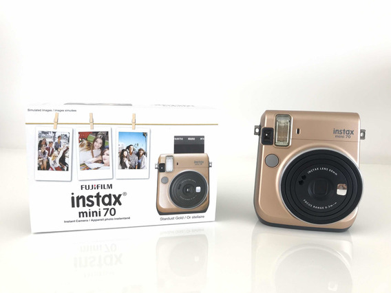 Instax Mini 70 Golden