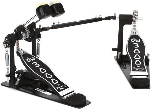 Doble Pedal Doble Cadena Dw Cp3002l Para Zurdos