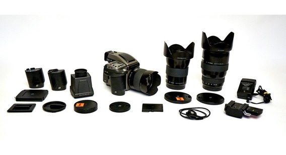 Kit Hasselblad Hd3-ii, Back 39 Megapixels, E 3 Lentes