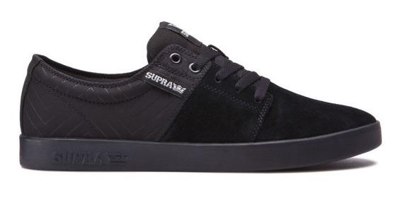 Supra Footwear - Stacks 2 - Negro Total / Tenis Skate