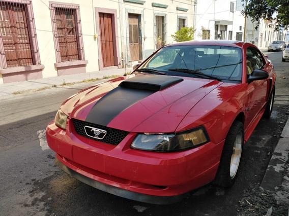 2002 Ford Mustang Gt Manual V8