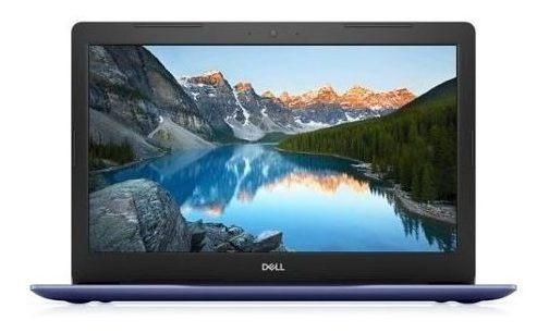 Notebook Dell I5575-a410blu-pus Ryzen 5 2500u 4gb 1tb W10