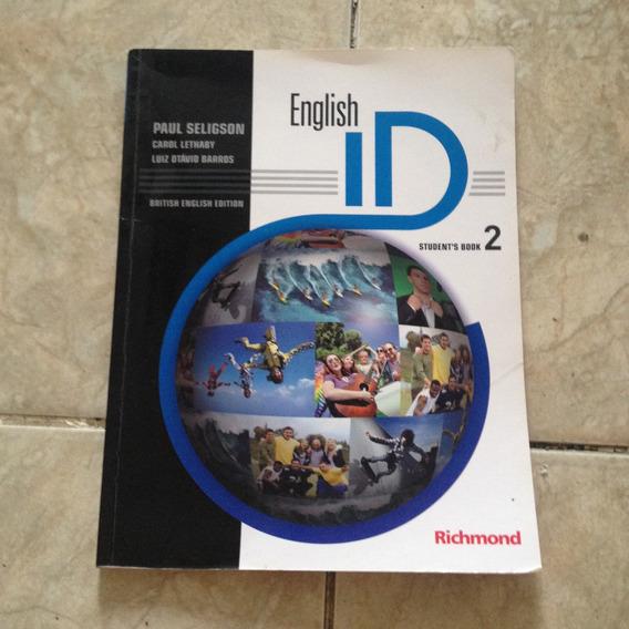 Livro English Id Student