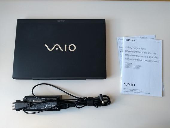Notebook Sony Vaio Sb35fb 500gb Hdd 8gb Ram Tela 13,3