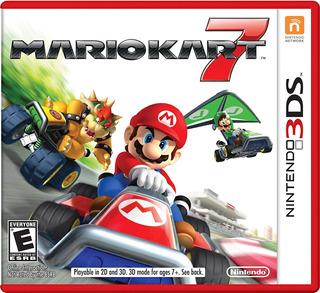 ..:: Mario Kart 7 ::.. Para Nintendo 3ds