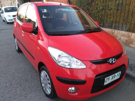 Hyundai I10 2011 Gls Excelente Estado