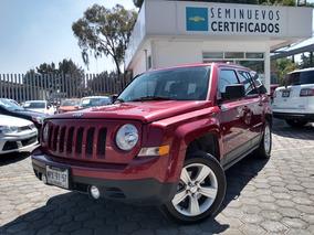 Jeep Patriot 2.4 Spotr 5vel Mt 2014