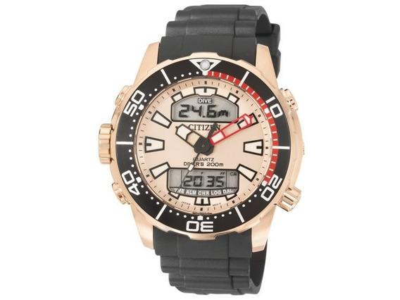 Relógio Citizen De Pulso Promaster Água Tz10164x