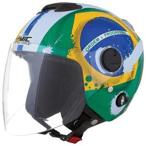 Capacete New Atomic Brasil