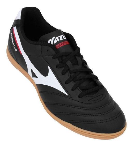 Chuteira Futsal Mizuno Morelia Club Masculino 4140682-1019