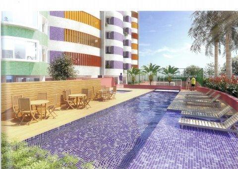 Imagem 1 de 4 de Venda Apartamento Santo Andre Bairro Jardim Ref: 2995 - 1033-2995